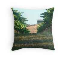 Winery in the Yarra Valley, Melbourne Throw Pillow