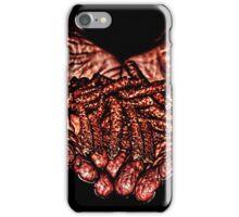 Hands Of Hope Fine Art Print iPhone Case/Skin