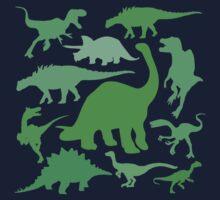 Lots of Dinosaurs! Kids Tee