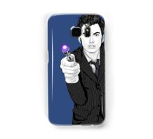 The Tenth Doctor (What??)  Samsung Galaxy Case/Skin