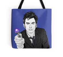 The Tenth Doctor (What??)  Tote Bag