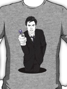 The Tenth Doctor (What??)  T-Shirt