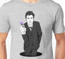 The Tenth Doctor (What??)  Unisex T-Shirt