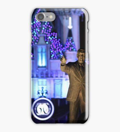 Walt's Dream of 60 Years iPhone Case/Skin