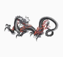 Chinese Dragon by Devaron