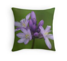 Forktooth Ookow Throw Pillow