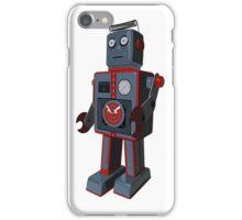Vintage Robot iPhone Case/Skin