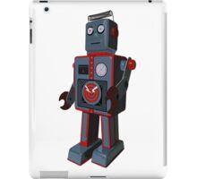 Vintage Robot iPad Case/Skin