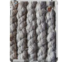 Spiral of rope iPad Case/Skin