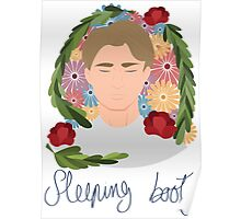 Sleeping Booty Poster