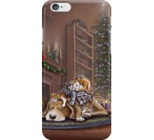 The Night Before Christmas... iPhone Case/Skin