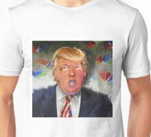 Portrait of Donald J. Trump Unisex T-Shirt