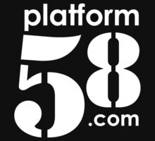 P58 [012 large logo] by platform58