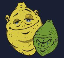 Lemon and Lime Kids Tee