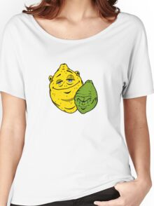 Lemon and Lime Women's Relaxed Fit T-Shirt