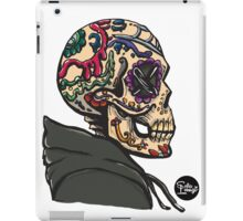 Skull Graffitero iPad Case/Skin