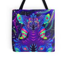 Alien Candy Tote Bag