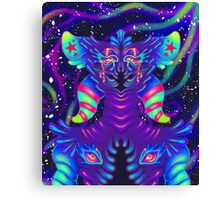 Alien Candy Canvas Print