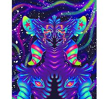 Alien Candy Photographic Print