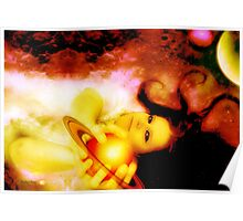 Goddess of Saturn Poster