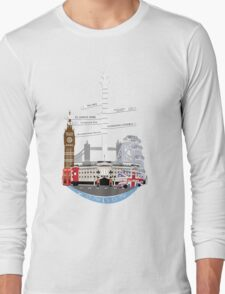 Welcome To London Long Sleeve T-Shirt