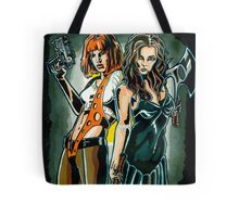 WEAPON. Tote Bag