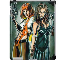 WEAPON. iPad Case/Skin