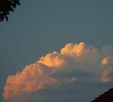 Evening Cloud by Nik Watt