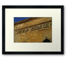 Leith Corn Exchange Framed Print