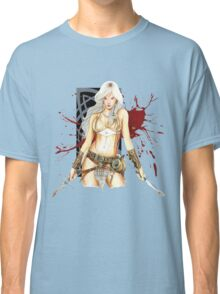 The Barbarian Girl Lagertha Classic T-Shirt