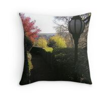 convent paths Throw Pillow