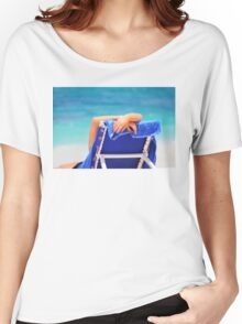 Postcard from Miami, Florida Women's Relaxed Fit T-Shirt