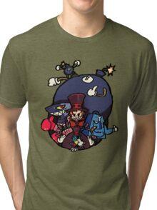 Skullgirls - All Together Now! Tri-blend T-Shirt