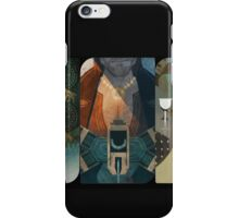 Dragon Age Inquisition Companion Tarot Cards iPhone Case/Skin