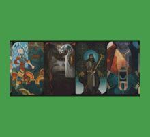 Dragon Age Inquisition Companion Tarot Cards Kids Clothes