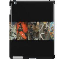 Dragon Age Inquisition Companion Tarot Cards iPad Case/Skin