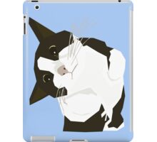 Hello Cat iPad Case/Skin