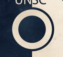 UNSC Office of Naval Intelligence Sticker