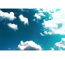 Sky Higher Photographic Print