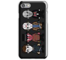 Horror Movie -  Serial Killers - Cloud Nine iPhone Case/Skin