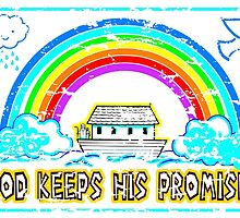 GOD KEEPS HIS PROMISES by Calgacus