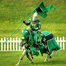 The Green Knight.. by VoluntaryRanger