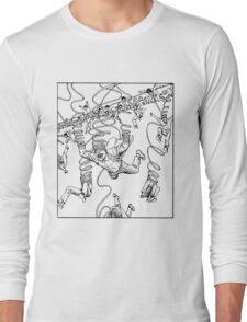 Junji Ito – Unraveled Long Sleeve T-Shirt