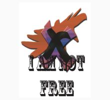 I am not Free -TS by Antanas T-Shirts