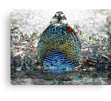 1. Water Is Magical Canvas Print
