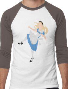 Alice's Fall Men's Baseball ¾ T-Shirt