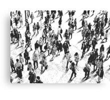 Punpun – Streets Canvas Print