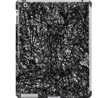 Punpun –  White on Black iPad Case/Skin