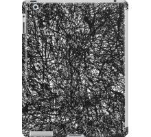Punpun – Black on White iPad Case/Skin