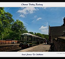 Local Service To Cheddleton by David J Knight